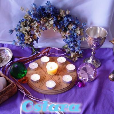 Остара — современное празднование