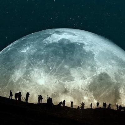 Луна без курса в июне 2021