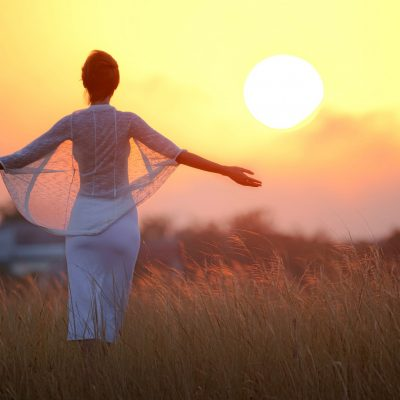 Медитация-настройка на изобилие «Солнце»