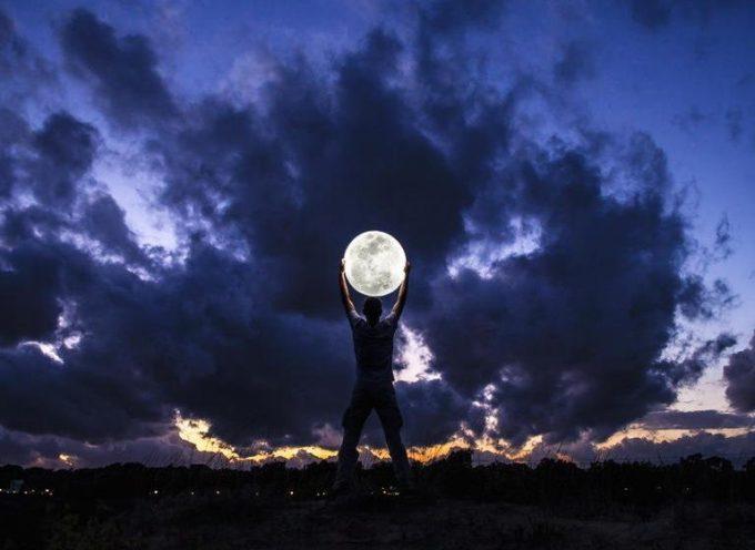 Луна без курса в сентябре 2021