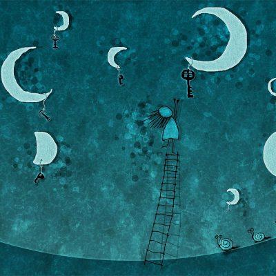 Лунная история от Шувани на месяц с 7 сентября по 6 октября 2021